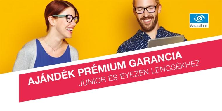 prémium garancia
